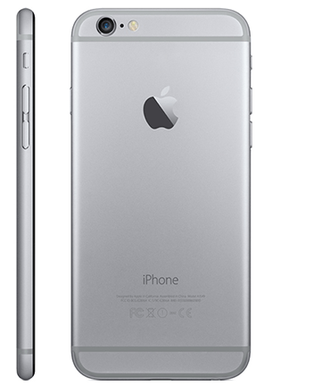 r paration iphone 6 64 go gris sid ral iphone reconditionn iphonecass fr. Black Bedroom Furniture Sets. Home Design Ideas